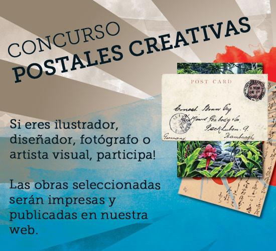 Concurso Postales Creativas