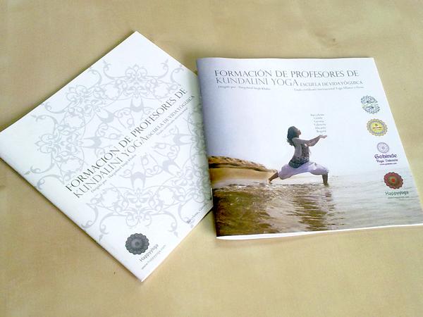 Impresión de revista para Kundalini Yoga