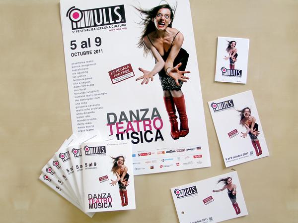 Impresión Material Publicitario Festival Ulls Barcelona