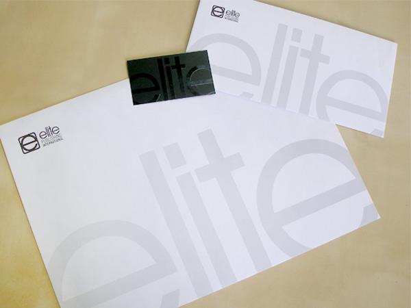 Originarte Impresión offset: Papelería, sobres y tarjeta Elite