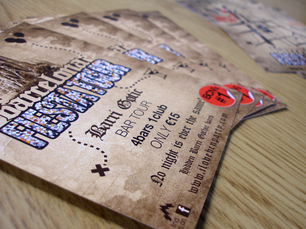 Originarte Diseño e impresión flyers Oferta Flyer Oferta 48hrs.