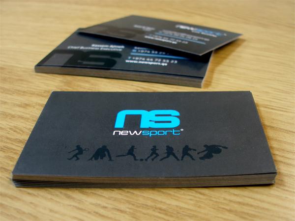 Originarte diseño e impresión tarjetas de visita para NS