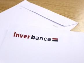 Diseño e impresión de sobres para Inverbanca