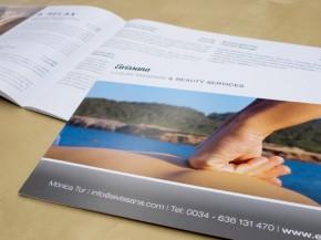 Eivissana: Diseño e impresión de catálogo