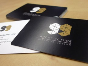 Impresion de tarjetas de visita 99 Architecture