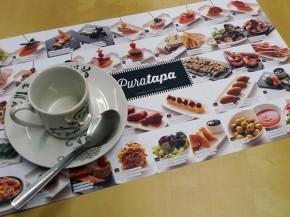 Impresión mantel PuraTapa